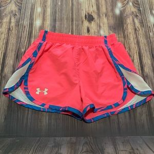 Under Armor Girls Youth small